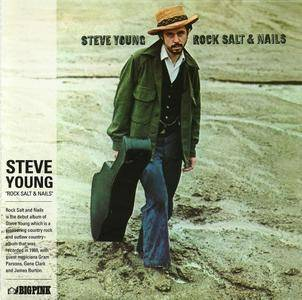 Steve Young - Rock Salt & Nails (1969) [Reissue 2010]