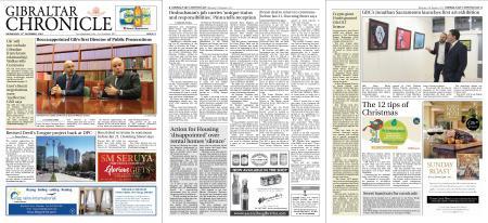 Gibraltar Chronicle – 12 December 2018