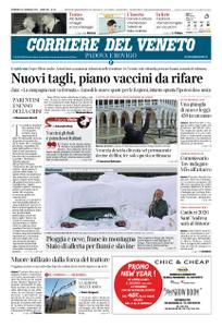 Corriere del Veneto Padova e Rovigo – 24 gennaio 2021