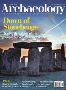 Current Archaeology - Issue 344