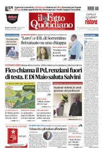 Il Fatto Quotidiano - 24 aprile 2018