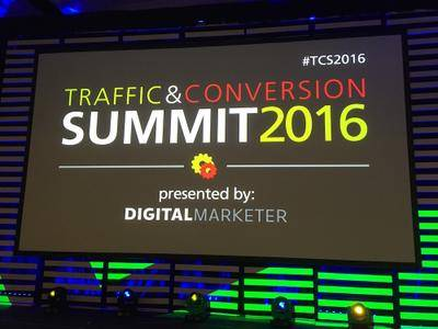 Ryan Deiss - Traffic & Conversion Summit 2016