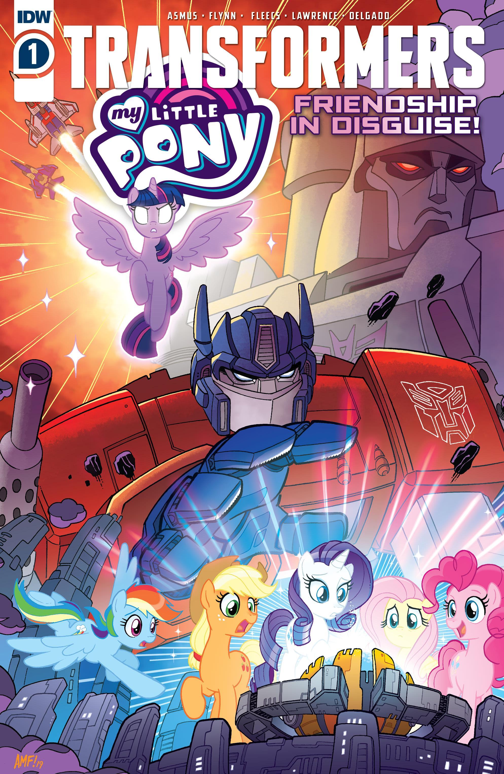 My Little Pony-Transformers 001 2020digitalSalem