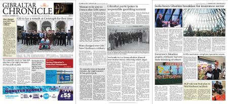 Gibraltar Chronicle – 09 November 2019