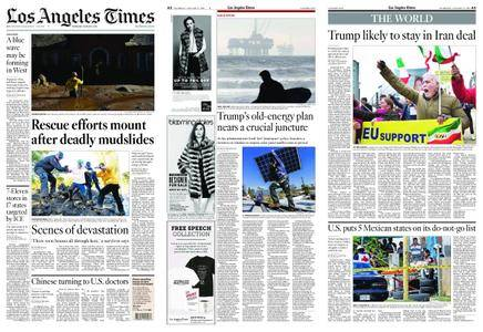 Los Angeles Times – January 11, 2018