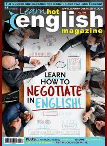 Hot English Magazine • Audio Edition • Number 191 • April 2018