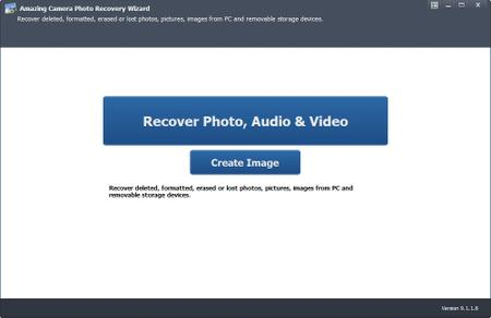 Amazing Camera Photo Recovery Wizard 9.1.1.8 Multilingual Portable