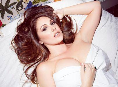 Lucy Pinder - 2018 Calendar Preview