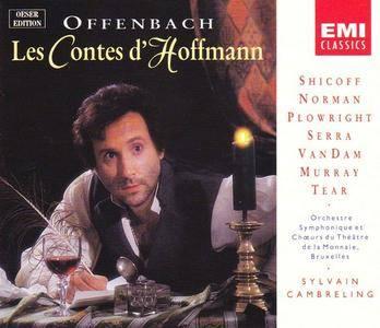 Sylvain Cambreling - Offenbach: Les Contes d'Hoffmann (1990)