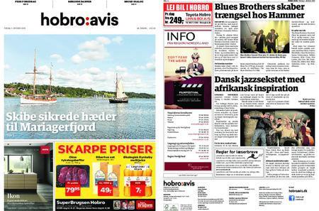Hobro Avis – 01. oktober 2019