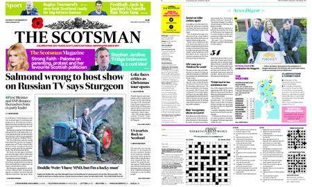 The Scotsman – November 11, 2017