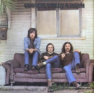 Crosby, Stills & Nash - Crosby, Stills & Nash (1969) US Specialty  Pressing - LP/FLAC In 24bit/96kHz