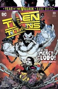 Teen Titans 033 2019 Digital Mephisto