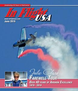 In Flight USA - June 2019