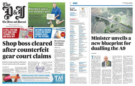 The Press and Journal Moray – July 23, 2021