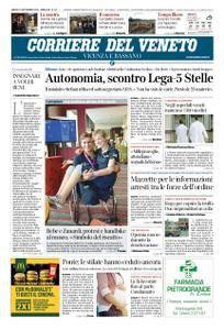 Corriere del Veneto Vicenza e Bassano – 15 settembre 2018