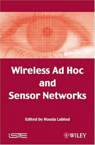 Wireless Ad Hoc and Sensor Networks (Repost)
