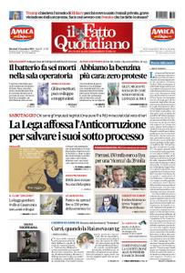 Il Fatto Quotidiano - 21 novembre 2018