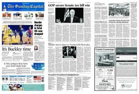 The Capital – December 03, 2017