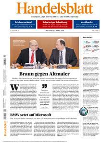 Handelsblatt - 03. April 2019