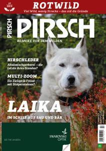 Pirsch - 24. September 2019