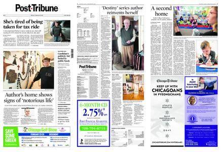 Post-Tribune – February 19, 2018