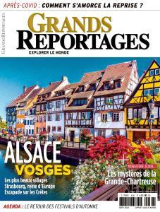 Grands Reportages - Septembre 2021