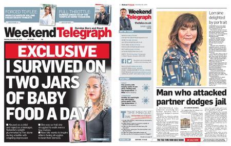 Evening Telegraph First Edition – November 30, 2019
