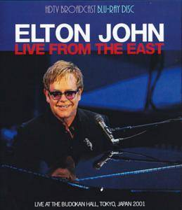 Elton John - Live From The East 2001 (2015) [BluRay-rip]
