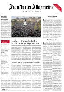 Frankfurter Allgemeine Zeitung - 19 Oktober 2020