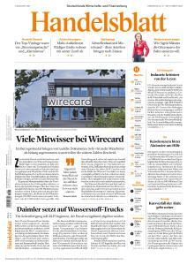 Handelsblatt - 17 September 2020