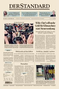 Der Standard – 29. September 2021