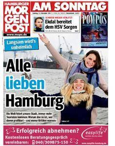 Hamburger Morgenpost - 12. November 2017