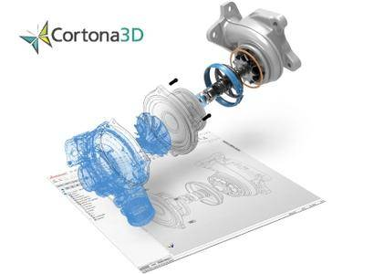 Parallel Graphics Cortona3D RapidAuthorS 9.1 with RapidDeveloperS 2.6