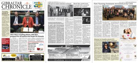 Gibraltar Chronicle – 13 March 2019