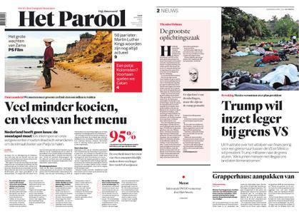 Het Parool – 04 april 2018