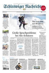 Schleswiger Nachrichten - 29. August 2018