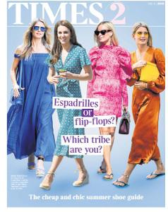 The Times Times 2 - 3 July 2019
