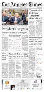 Los Angeles Times  April 26 2017