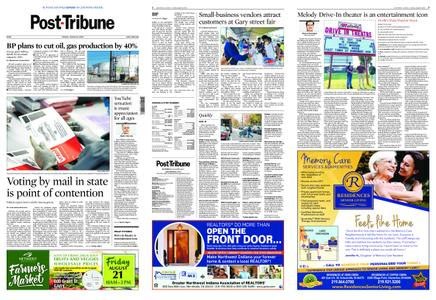 Post-Tribune – August 16, 2020