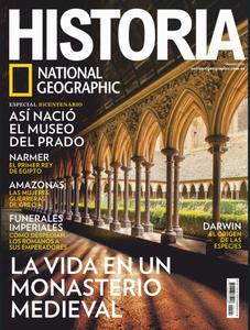 Historia National Geographic - noviembre 2019
