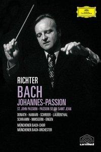 Karl Richter, Munchner Bach-Orchester, Munchner Bach-Chor - Bach: Johannes-Passion (2007/1970)
