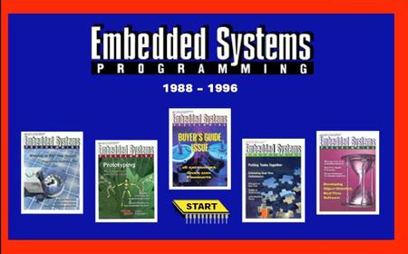 Embedded Systems Magazine 1988-1996