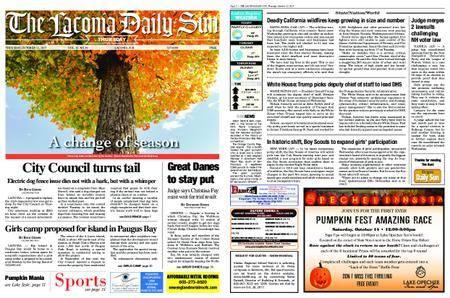 The Laconia Daily Sun – October 12, 2017
