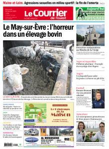 Le Courrier de l'Ouest Nord Anjou – 26 février 2020