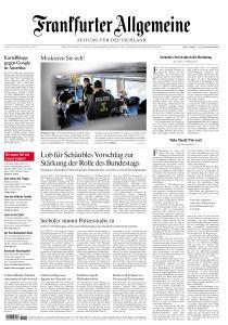 Frankfurter Allgemeine Zeitung - 21 Oktober 2020