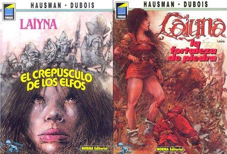 Laiyna - Tomos 1 & 2 Spanish (2001)