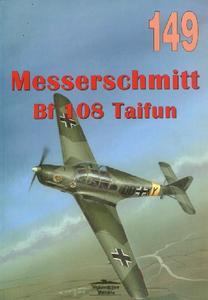 Messerschmitt Bf 108 Taifun (Wydawnictwo Militaria 149)
