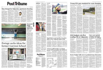 Post-Tribune – September 19, 2020