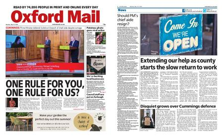 Oxford Mail – May 25, 2020
